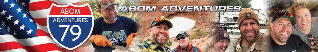 Abom Adventures Banner