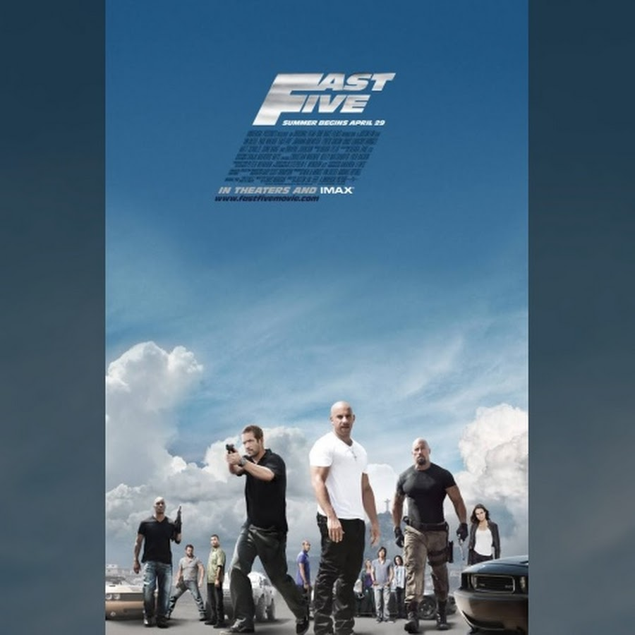 Fast Five - Topic - YouTube