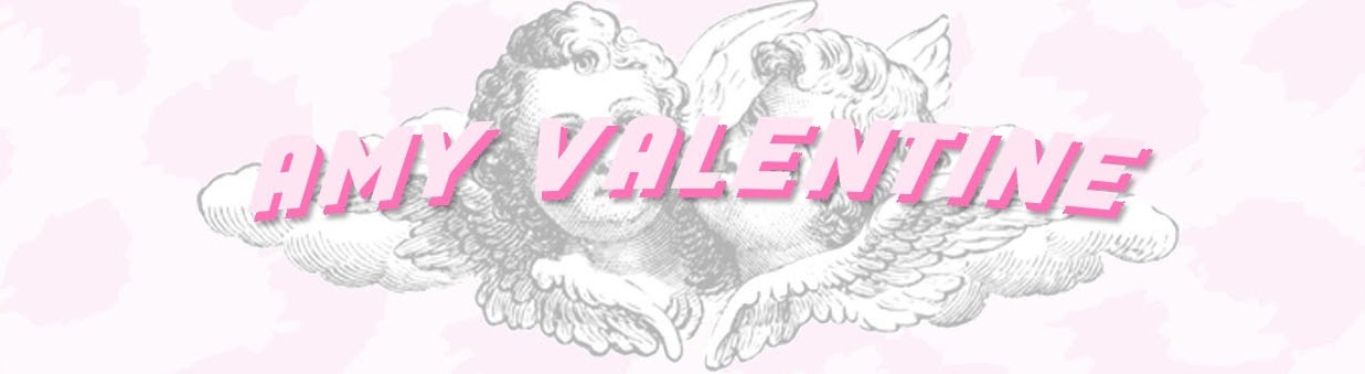 Amy Valentine's Cover Image