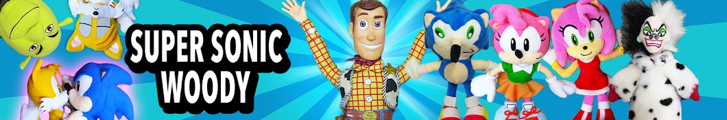 SuperSonicWoody Banner