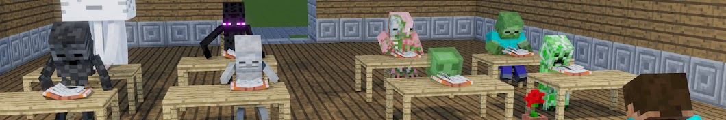 Haha Animations - Minecraft Monster School
