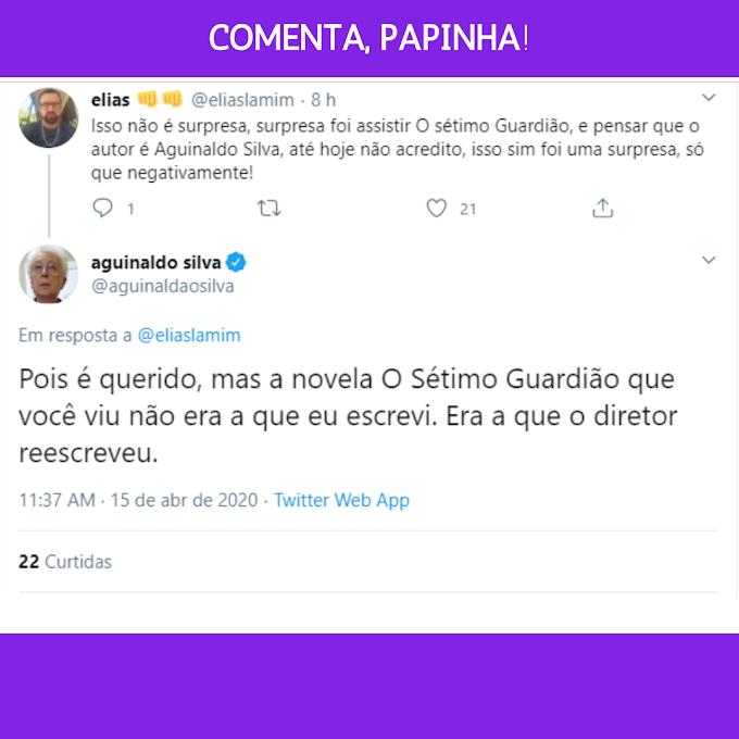 COMENTA, PAPINHA!