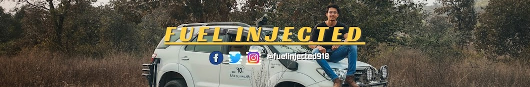 Fuel Injected Banner