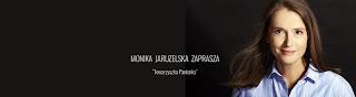 Monika Jaruzelska zaprasza
