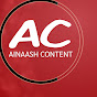 Ainaash Content (ainaash-content)