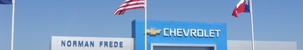 Norman Frede Chevrolet Banner