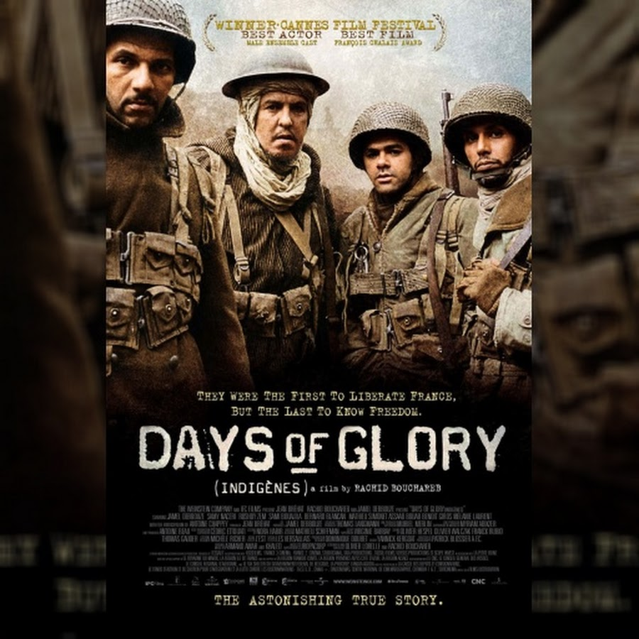 days of glory Days of glory movie reviews & metacritic score: 1943 the young north africans had never stepped foot on french soil but because france was at war, said, ab.