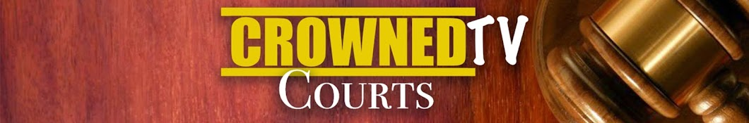Crowned TV Courts Banner