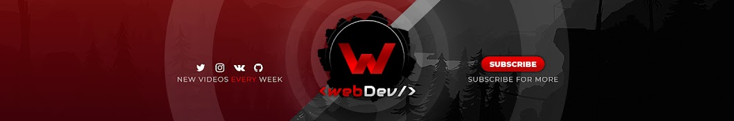 webDev Banner