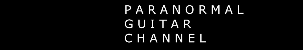 Paranormal Guitar Channel