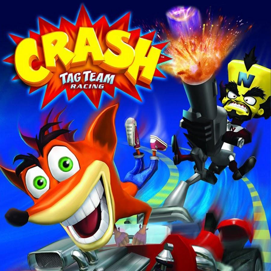 Crash Tag Team Racing - Topic - YouTube