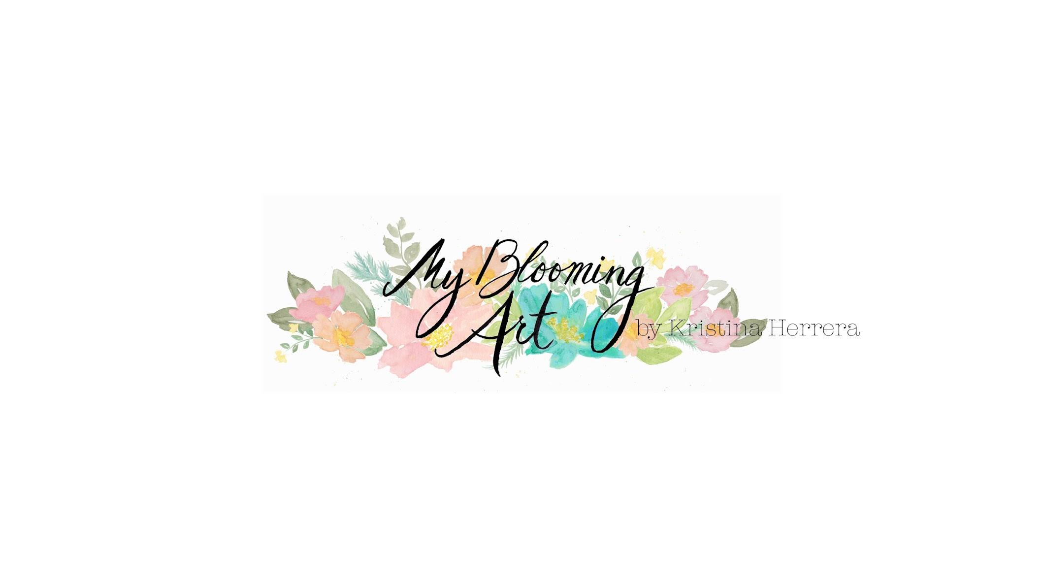 My Blooming Art