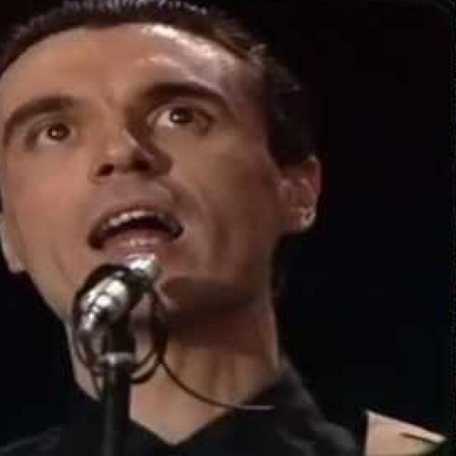 Talking Heads Topic Youtube