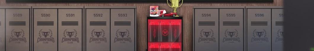 CHAMPIONS CLUB Banner