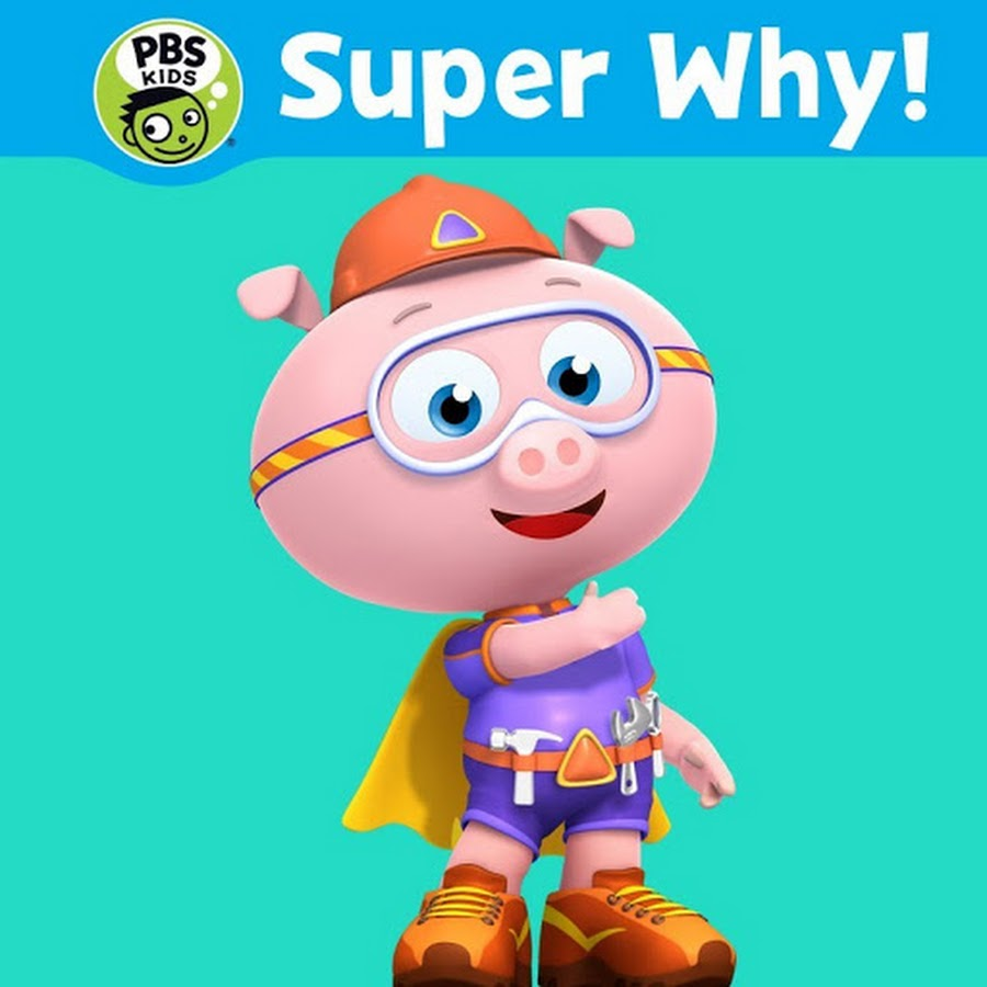 It is a picture of Versatile Super Why Images