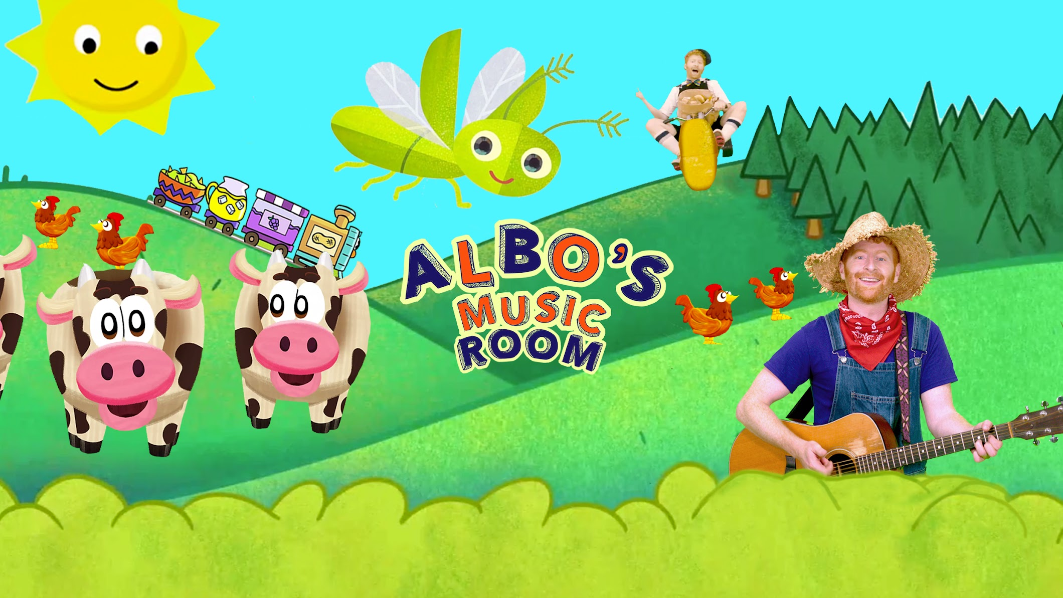 Albo's Music Room for Kids