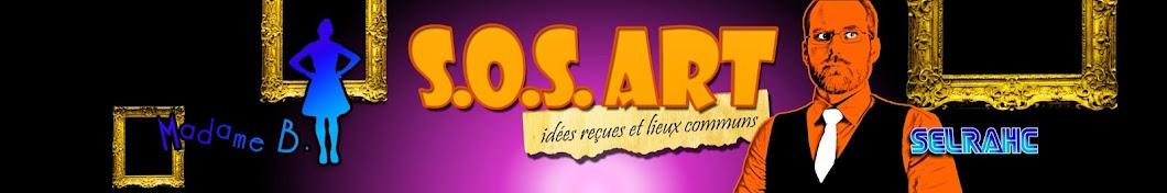SOS ART Banner