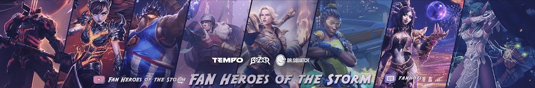 Fan Heroes of the Storm