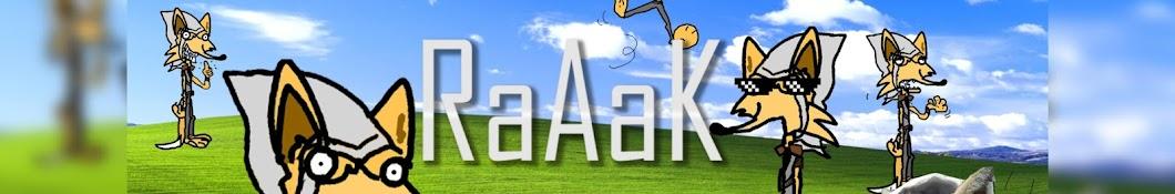 RaAaK Banner