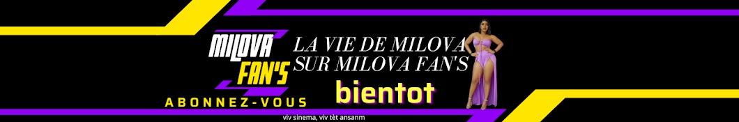 Milova fan's Banner
