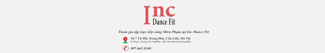Inc Dance Fit Banner