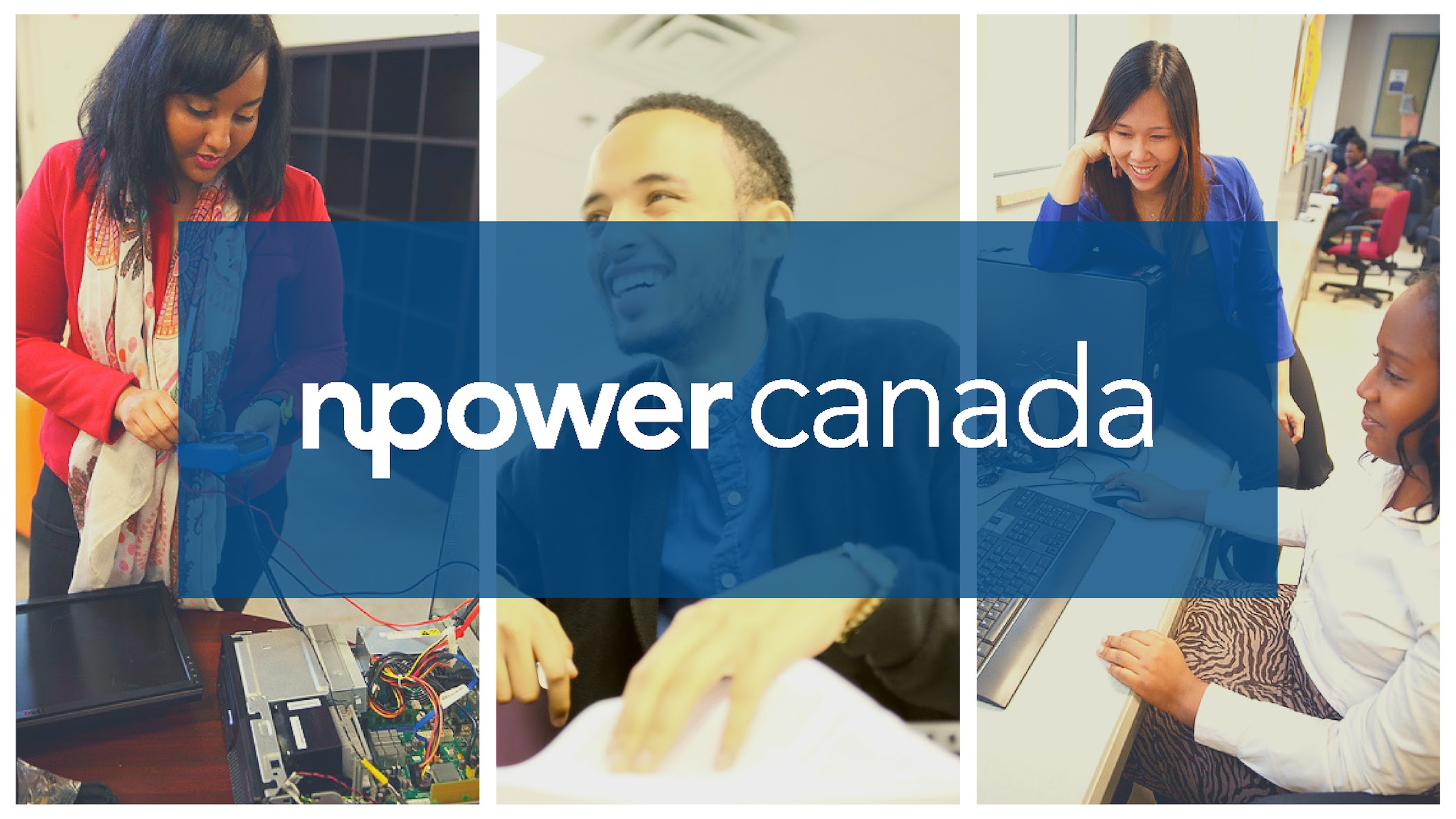 Npower Canada Youtube
