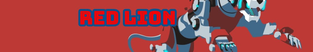 Red Lion Banner