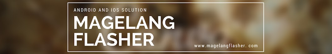 Magelang Flasher Banner