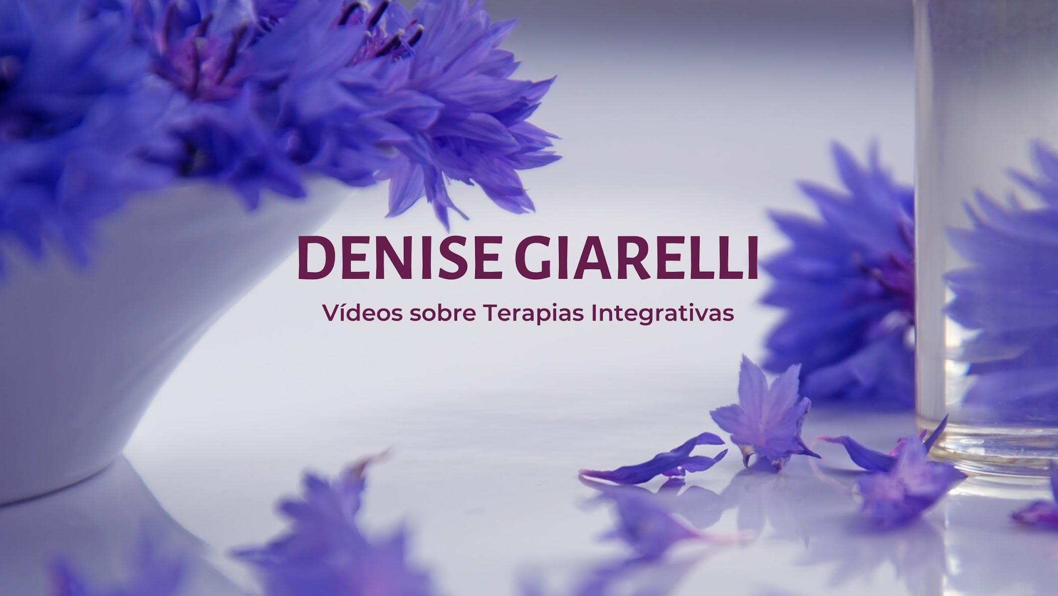 Denise Giarelli - Insights para vida
