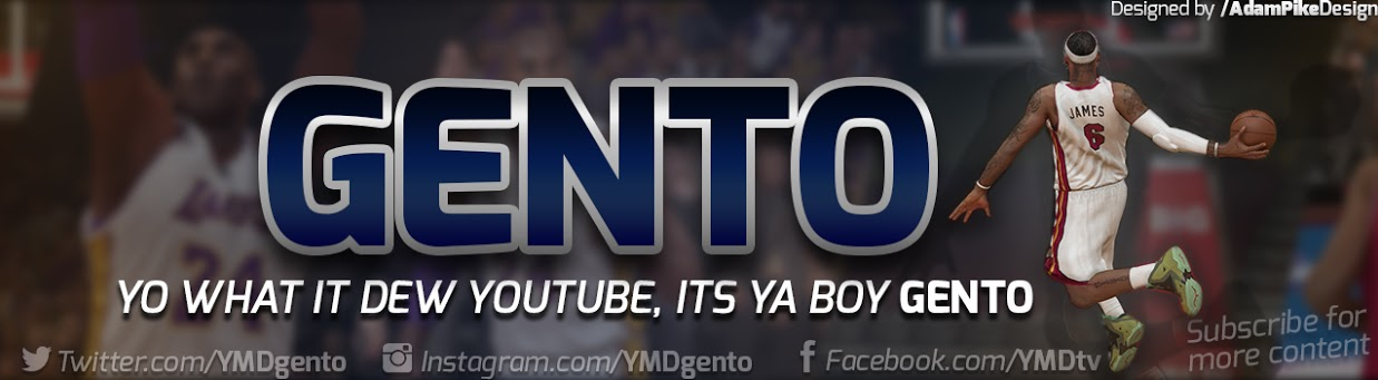 Gento's Cover Image