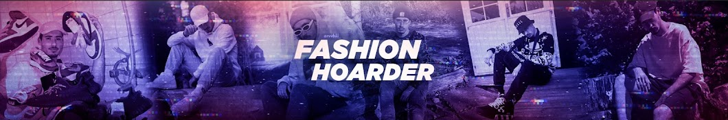 Fashion Hoarder Banner
