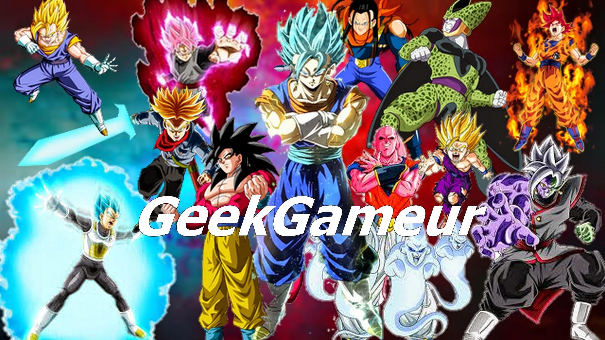Geekgameurzw Youtube