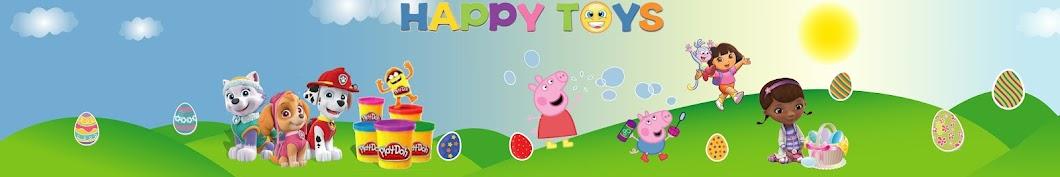 Happy Toys - Brinquedos e Surpresas YouTube channel avatar