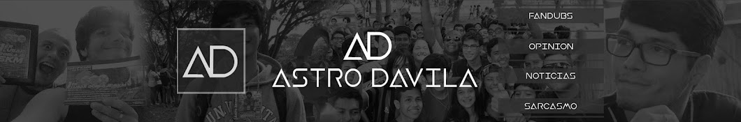Astro Dávila Banner