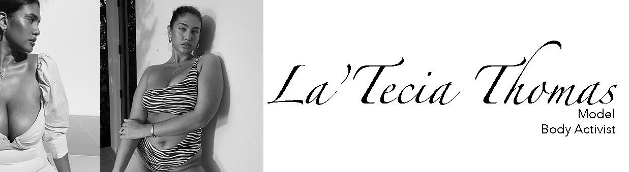 La'Tecia Thomas's Cover Image