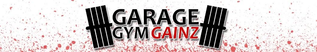Garage Gym Gainz Banner