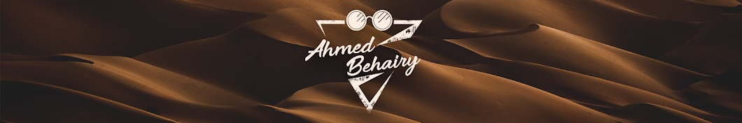 Ahmed Behairy Banner