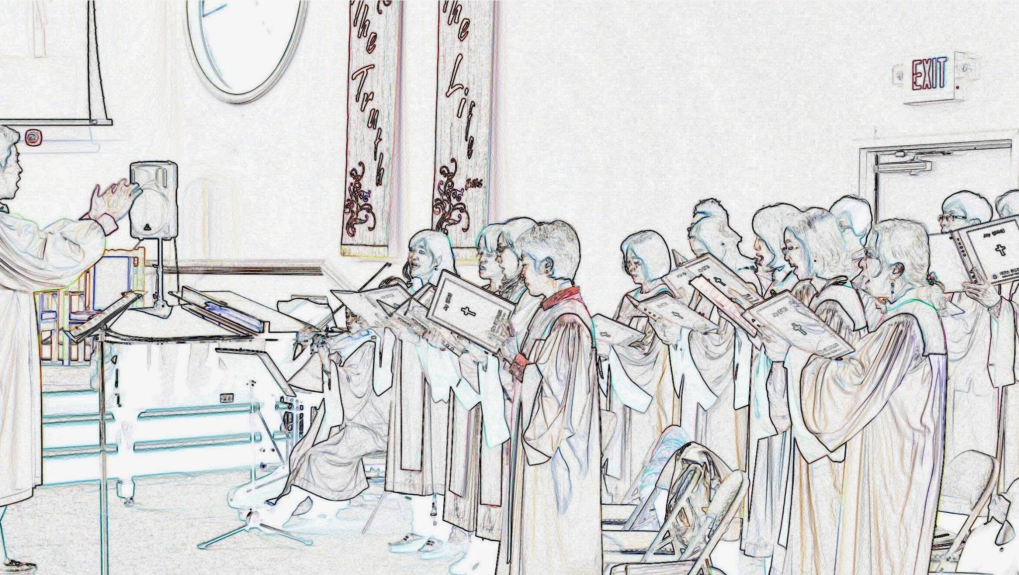 Joy Choir @ AKPC