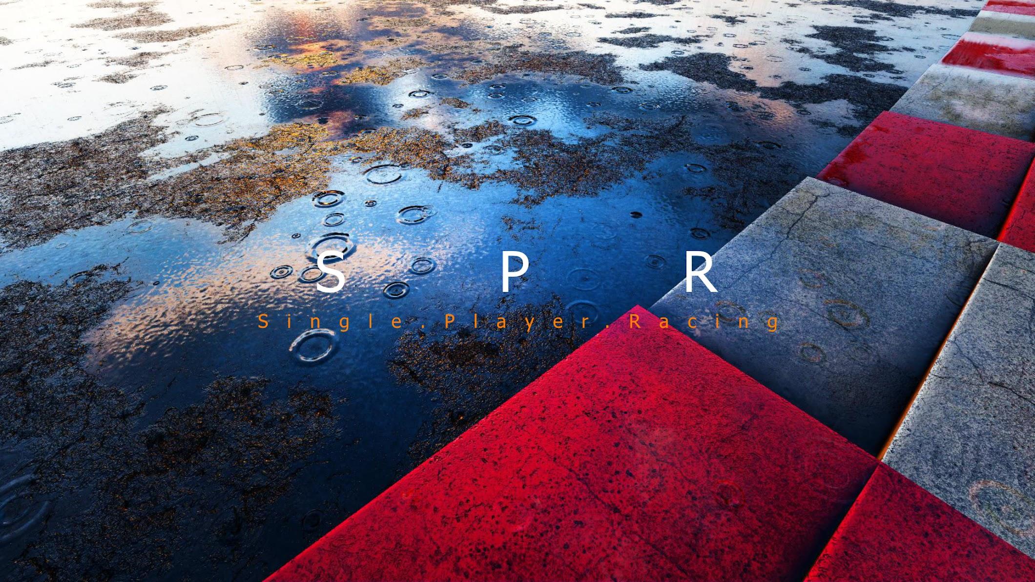 SPR: Single Player Racing