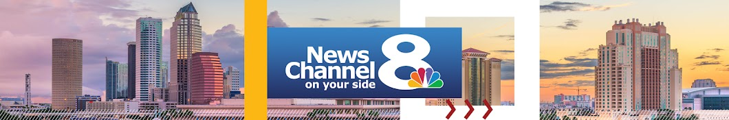 WFLA News Channel 8 Banner