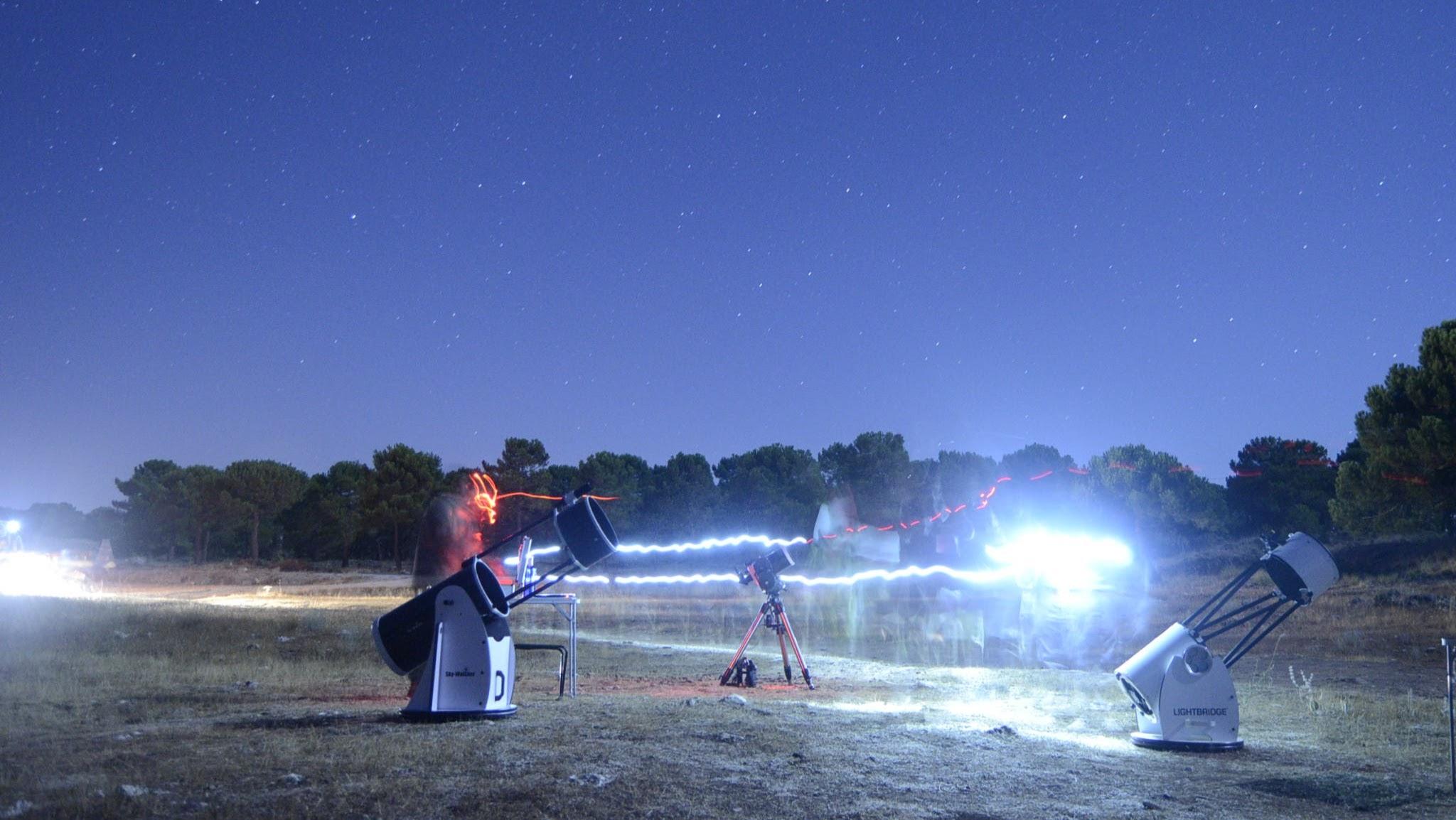 ASTRONOCHES Observaciones astronómicas