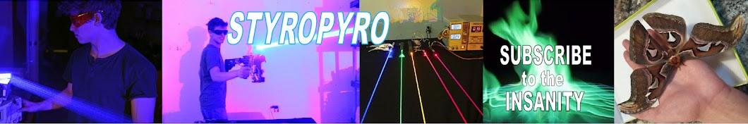 styropyro Banner