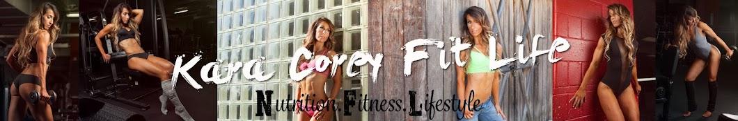 Kara Corey Fit Life Banner