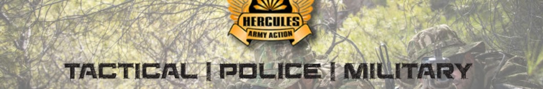 Hercules Army Action