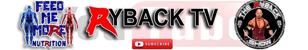 Ryback TV Banner
