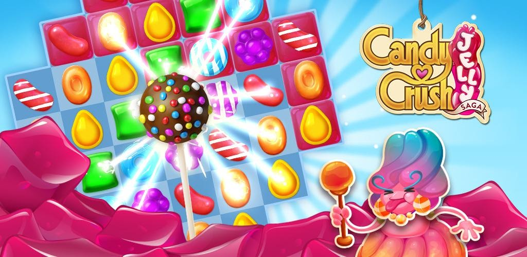 candy crush jelly saga king download