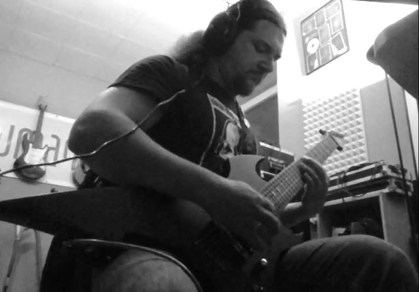 Recording Session: Guitars