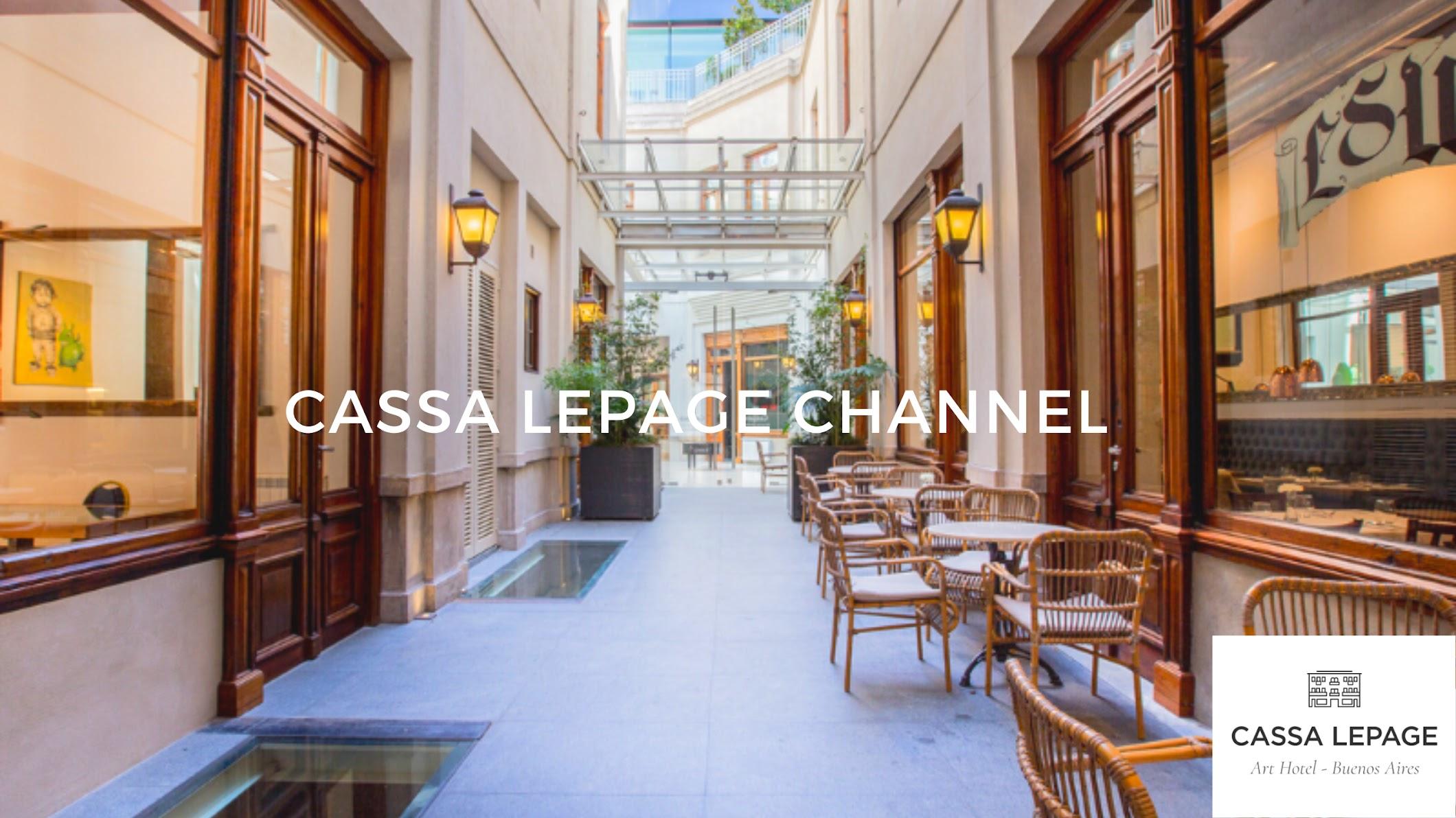 Cassa Lepage