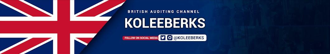 koleeberks Banner
