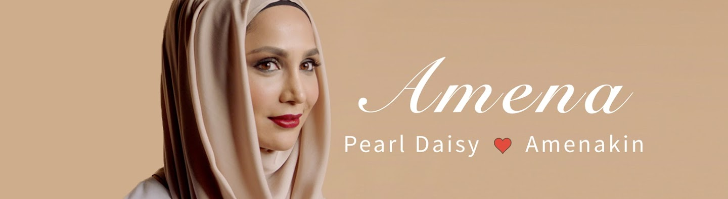 Amena's Cover Image